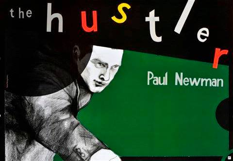 the hustler Paul Newman