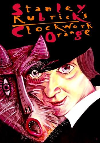 Kubrick Clockwork orange